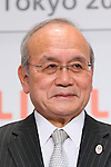 Mitsunori Torihara, NOVEMBER 26, 2015 : <br /> LIXIL has Press conference in Tokyo. LIXIL announced that it has entered into a partnership agreement with the Tokyo Organising Committee of the Olympic and Paralympic Games. With this agreement, LIXIL becomes the gold partner. <br /> in Tokyo, Japan. (Photo by Yohei Osada/AFLO SPORT)
