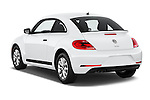 Car pictures of rear three quarter view of 2017 Volkswagen Beetle S 3 Door Hatchback Angular Rear