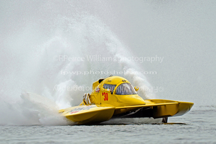 "Brandon Kennedy, NM-30 ""Pennzoil Big Bird"" (National Mod hydroplane(s)"