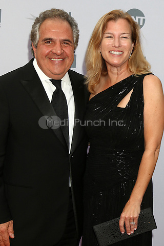 LOS ANGELES, CA - JUNE 9: Jim Gianopulos, Ann Gianopulos at the American Film Institute 44th Life Achievement Award Gala Tribute to John Williams at the Dolby Theater on June 9, 2016 in Los Angeles, California. Credit: David Edwards/MediaPunch
