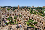 Jerusalem, The Big Start of the Giro d'Italia 2018 running from the 4th to 27th May 2018, was presented today in Jerusalem, Israel 18th September 2017.<br /> Picture: RCS | Cyclefile<br /> <br /> <br /> All photos usage must carry mandatory copyright credit (&copy; Cyclefile | Israel Tourism)