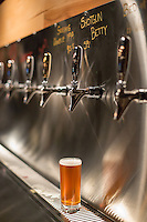 A fresh Seeing Double IPA at B-Side Lounge in Carrboro, North Carolina on Saturday, November 1, 2014. (Justin Cook)