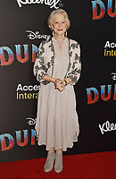 HOLLYWOOD, CA - MARCH 11: Helen Mirren attends the premiere of Disney's 'Dumbo' at El Capitan Theatre on March 11, 2019 in Los Angeles, California.<br /> CAP/ROT/TM<br /> &copy;TM/ROT/Capital Pictures