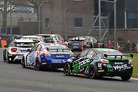 2019 British Touring Car Championship. Race 2. #4 Sam Osborne. Excelr8 Motorsport. MG6.