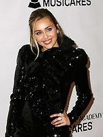 LOS ANGELES, CA - FEBRUARY 08: Miley Cyrus at the MusiCares Person of the Year Tribute held at Los Angeles Convention Center, West Hall on February 8, 2019 in Los Angeles, California. <br /> CAP/MPI/IS/CSH<br /> &copy;CSHIS/MPI/Capital Pictures