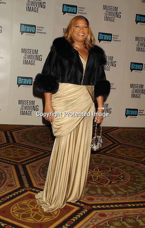 Queen Latifah..at The Museum of The Moving Image salute to Will Smith ..at The Waldorf Astoria Hotel in New York on December 3, 2006...Robin Platzer, Twin Images