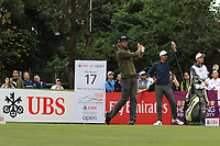 Raffa Cabrera Bello (ESP) on the 17th tee during Round 3 of the UBS Hong Kong Open, at Hong Kong golf club, Fanling, Hong Kong. 25/11/2017<br /> Picture: Golffile | Thos Caffrey<br /> <br /> <br /> All photo usage must carry mandatory copyright credit     (&copy; Golffile | Thos Caffrey)