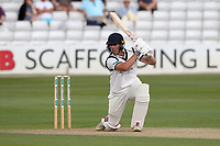 Michael Burgess hits 4 runs for Warwickshire during Essex CCC vs Warwickshire CCC, Specsavers County Championship Division 1 Cricket at The Cloudfm County Ground on 14th July 2019