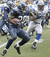 Seattle Vs Detroit Lions 04