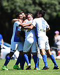 NELSON, NEW ZEALAND - Handa Premiership - Tasman Utd v Welllington Phoenix. Trafalgar Park, Nelson, New Zealand. Sunday 18 November 2018. (Photo by Chris Symes/Shuttersport Limited)