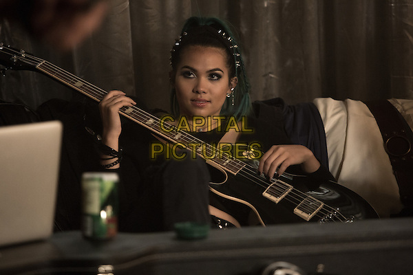 Jem and the Holograms (2015) <br /> Hayley Kiyoko<br /> *Filmstill - Editorial Use Only*<br /> CAP/FB<br /> Image supplied by Capital Pictures