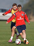 James Morrison and Shaun Maloney
