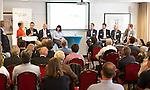 ZANDVOORT - GOLF -DTRF (Dutch Turfgrass Research Foundation)  congres. COPYRIGHT KOEN SUYK