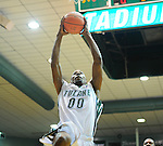 Tulane vs. SMU Basketball 2012