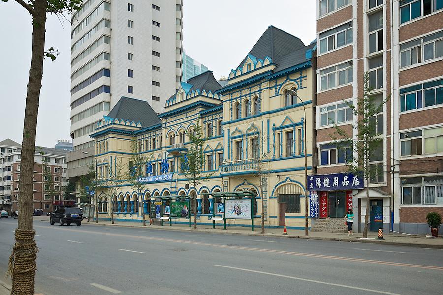 Former Yamashita Steamship Company Office, Built In 1910, Dalian (Dalny/Dairen).