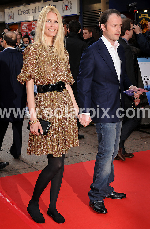 **ALL ROUND PICTURES FROM SOLARPIX.COM**.**WORLDWIDE SYNDICATION RIGHTS**.Claudia Schiffer and Matthew Vaughn attends the world premiere of Flashback of a Fool in London's West End..JOB REF:  6129  SSD     DATE: 13.04.08.**MUST CREDIT SOLARPIX.COM OR DOUBLE FEE WILL BE CHARGED* *UNDER NO CIRCUMSTANCES IS THIS IMAGE TO BE REPRODUCED FOR ANY ONLINE EDITION WITHOUT PRIOR PERMISSION*