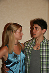 Stephanie Gatschet and Daniel Kennedy attend All My Children Fan Luncheon on September 13, 2009 at the New York Helmsley Hotel, NYC, NY. (Photo by Sue Coflin/Max Photos)