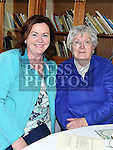 Mary Baxter and Bernie Boylan at the Gormanston College tours. Photo:Colin Bell/pressphotos.ie