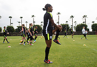 USWNT Training, January 18, 2016