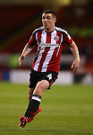 John Fleck of Sheffield Utd  during the League One match at Bramall Lane Stadium, Sheffield. Picture date: September 27th, 2016. Pic Simon Bellis/Sportimage