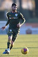 Stefano Sabelli of Brescia Calcio <br /> Roma 30/12/2019 Stadio Giulio Onesti <br /> Football  Friendly match <br /> Trastevere Calcio - Brescia FC <br /> Photo Andrea Staccioli / Insidefoto
