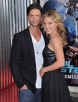 KaDee Strickland and Jason Behr at The Dreamworks Studio's L.A. Premiere of REAL STEEL held at Universal CityWalk in Universal City, California on October 02,2011                                                                               © 2011 Hollywood Press Agency