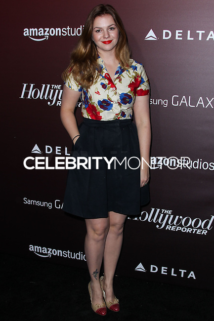 WESTWOOD, CA - NOVEMBER 06: Amber Tamblyn at The Hollywood Reporter's Next Gen 20th Anniversary Gala held at the Hammer Museum on November 6, 2013 in Westwood, California. (Photo by Xavier Collin/Celebrity Monitor)