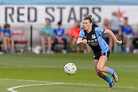 Chicago, IL - Sunday Sept. 04, 2016: Arin Gilliland during a regular season National Women's Soccer League (NWSL) match between the Chicago Red Stars and Seattle Reign FC at Toyota Park.