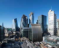 70 St Mary Axe Architecture