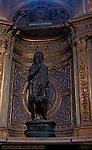 St. John the Baptist, Donatello Donato di Niccolo di Betto Bardi c. 1457-60, Chapel of St. John the Baptist, North Transept, Cathedral of Siena, Santa Maria Assunta, Siena, Italy