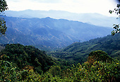 Mount Chirripo, Costa Rica. The highest mountain, in the Cordillera de Talamanca.