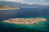 Neighbouring island off Kastellorizo, Greece