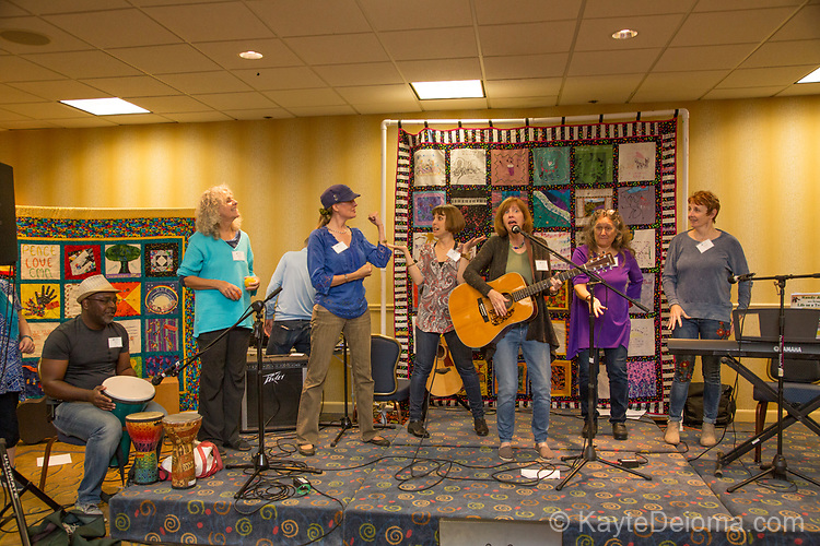 Children's Music Network Conference in Hyannis, MA