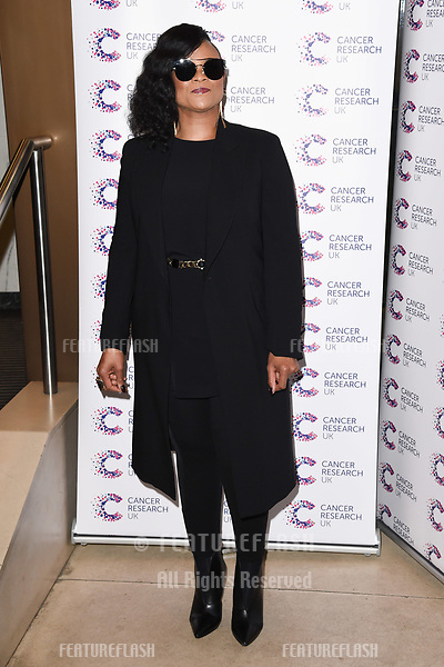 Gabrielle arriving at James Ingham&rsquo;s Jog On to Cancer, in aid of Cancer Research UK at The Roof Gardens in Kensington, London.  <br /> 12 April  2017<br /> Picture: Steve Vas/Featureflash/SilverHub 0208 004 5359 sales@silverhubmedia.com