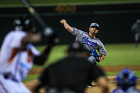 Alejandro Martinez pitcher abridor por Yaquis, durante la apertura de la temporada de beisbol de la Liga Mexicana del Pacifico 2017 2018 con el partido entre Naranjeros vs Yaquis. 11 octubre2017 . <br /> (Foto: Luis Gutierrez /NortePhoto.com)