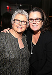 Junie Chenoweth and Rosie O'Donnell attend the Opening Night celebration for Kristin Chenoweth - 'My Love Letter To Broadway'  at the Bar Sixty Five at the Rainbow Room Bar on November 2, 2016 in New York City.