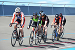 NELSON, NEW ZEALAND - OCTOBER 16: Mighty Masters Cycling Festival Velodrome Event. Saxton Velodrome. Wednesday 16 October 2019 in Stoke, New Zealand. (Photo by Chris Symes/Shuttersport Limited)