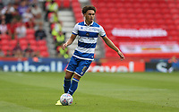 Queens Park Rangers' Luke Amos <br /> <br /> Photographer Stephen White/CameraSport<br /> <br /> The EFL Sky Bet Championship - Stoke City v Queens Park Rangers - Saturday 3rd August 2019 - bet365 Stadium - Stoke-on-Trent<br /> <br /> World Copyright © 2019 CameraSport. All rights reserved. 43 Linden Ave. Countesthorpe. Leicester. England. LE8 5PG - Tel: +44 (0) 116 277 4147 - admin@camerasport.com - www.camerasport.com