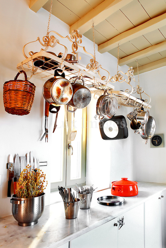 traditional kitchenware and cooking utensils