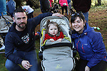 Niall, Rosie and Pauline at Erin's Run, An Grianan, Termonfeckin.<br /> <br /> Photo: Jenny Matthews