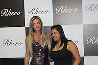 SAO PAULO, SP, 28.10.2014 - JUJU SALIMENI - Juju Salimeni durante evento na manha desta terça-feira (28) na região do Brás em São Paulo. (Foto: Marcos Moraes / Brazil Photo Press).