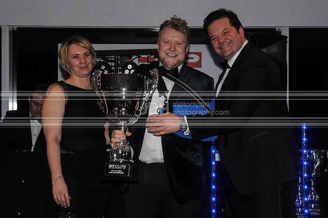 Jake Rattenbury - MTECH  - GT Cup Championship Awards And Dinner Brands Hatch 2018