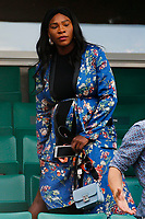 PARIS, FRANCE - JUNE 02 : Serena Williams (Usa) <br /> Tennis Roland Garros 2017 <br /> Foto Antoine Couvercelle / Panoramic / Insidefoto <br /> ITALY ONLY