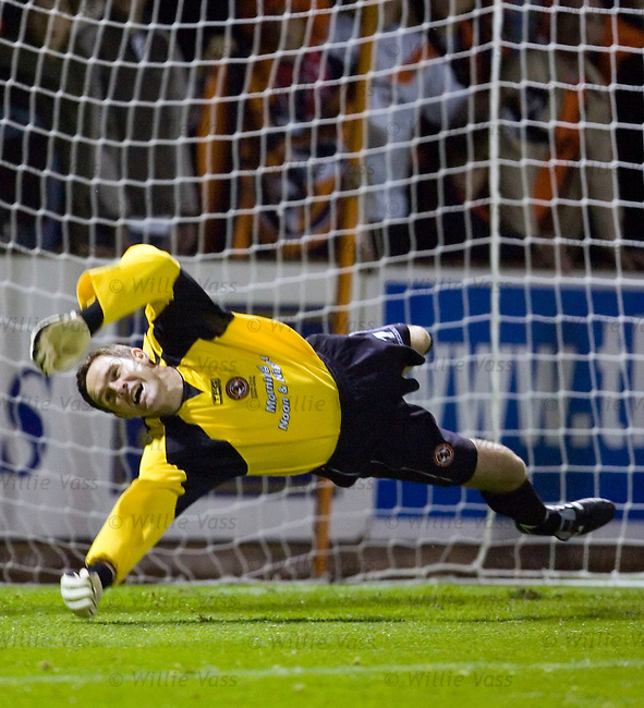 Derek Stillie, Dundee Utd.stock season 2005-2006.pic willie vass