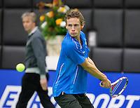 13-12-12, Rotterdam, Tennis Masters 2012, J   Wesley Koolhof
