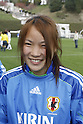 Naoko Wada (JPN), APRIL 3, 2012 - Football / Soccer : Women's International Friendly match between France B and U-20 Japan in Clairefontaine, France. (Photo by AFLO SPORT)