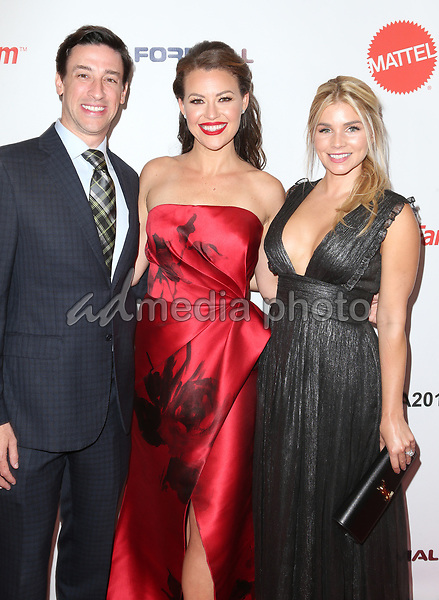 30 September 2017 - Los Angeles, California - Kim Biddle. 6th Annual Saving Innocence Gala held at Loews Hollywood Hotel. Photo Credit: F. Sadou/AdMedia