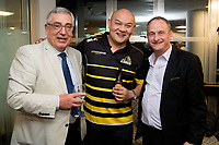 Michael Chow at the Wellington Lions season launch at 89 Courtenay Place in Wellington, New Zealand on Friday, 11 August 2017. Photo: Marty Melville / lintottphoto.co.nz