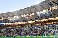 Rio de Janeiro (RJ), 07/07/2019 - Copa América / Final / Brasil x Peru -  Torcida do Brasil durante partida contra o Peru jogo válido pela Final da Copa América no Estádio do Maracanã no Rio de Janeiro neste domingo, 07. (Foto: Anderson Lira/Brazil Photo Press)