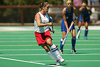 30 August 2005: Tammy Shuer during Stanfords' 5-1 loss to Delaware at the Varsity Turf Field in Stanford, CA.